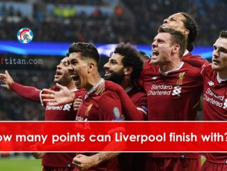 Liverpool record break season
