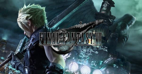 نتيجة بحث الصور عن Final Fantasy VII: