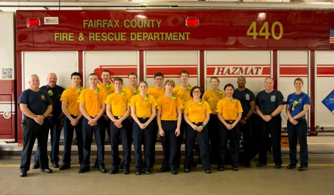 A Practical Field Trip For High School Firefighters