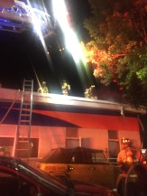 Gas Station Roof Catches Fire In West Falls Church Area