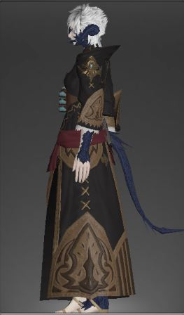 Battlemages Robe Final Fantasy XIV A Realm Reborn Wiki FFXIV FF14 ARR Community Wiki And