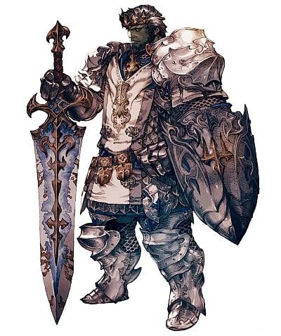 Paladin Final Fantasy XIV A Realm Reborn Wiki FFXIV