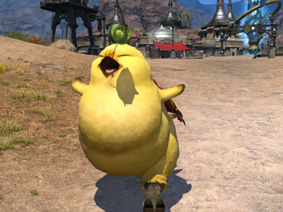 Fat Chocobo Final Fantasy XIV A Realm Reborn Wiki FFXIV FF14 ARR Community Wiki And Guide