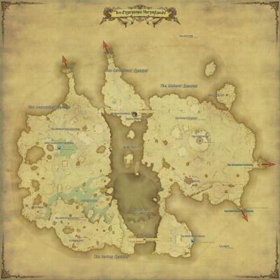 The Dravanian Hinterlands Final Fantasy XIV A Realm
