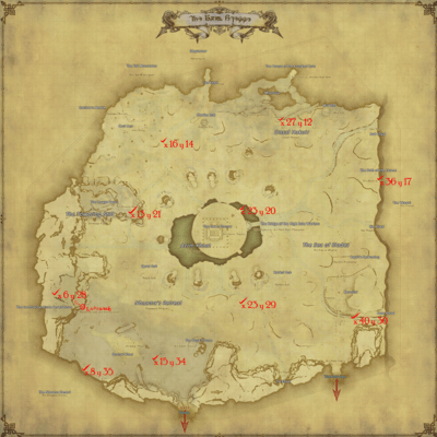 Aether Currents Final Fantasy XIV A Realm Reborn Wiki