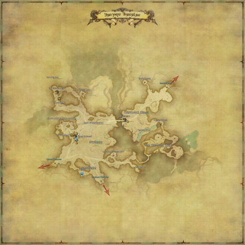 Eastern Thanalan Final Fantasy XIV A Realm Reborn Wiki