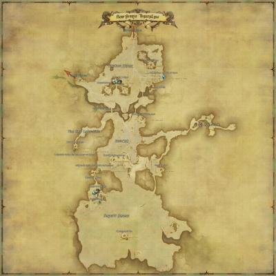 Southern Thanalan Final Fantasy XIV A Realm Reborn Wiki
