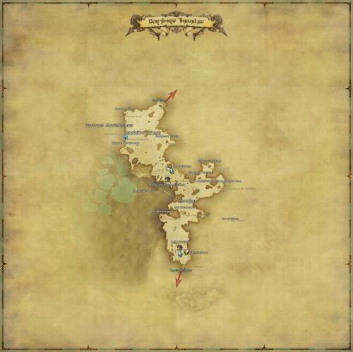 Northern Thanalan Final Fantasy XIV A Realm Reborn Wiki