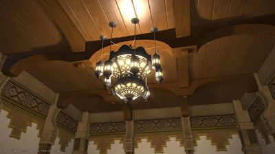 Oasis Chandelier Final Fantasy XIV A Realm Reborn Wiki FFXIV FF14 ARR Community Wiki And Guide