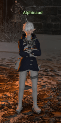 Alphinaud Gamer Escape