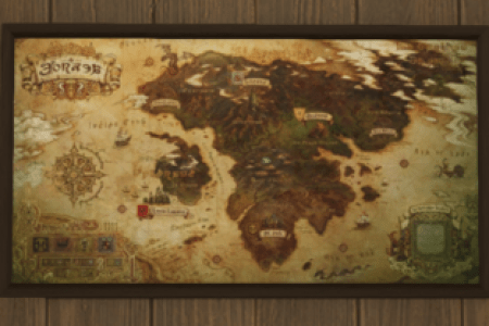 ffxiv goblet housing map » Path Decorations Pictures | Full Path ...