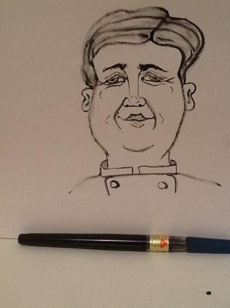 TV chef