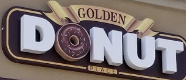 Golden Donut Place