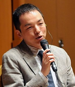 Yosuke Takaku, representative director of the Japanese Network of People Living with HIV/AIDS