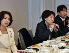 Hon. Toshiko Abe