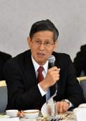 Dr. Shigeru Omi, President of Japan Community Healthcare Organization; Regional Director Emeritus of World Health Organization for the Western Pacific