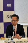 Hon. Motohisa Furukawa, Co-chair of the FGFJ Diet Task Force