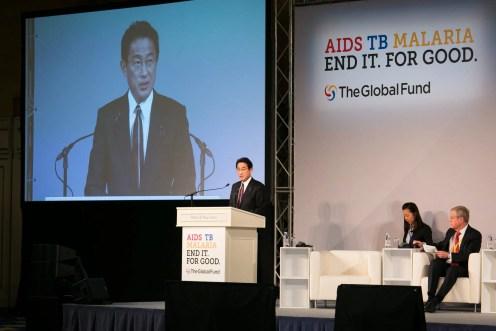 H.E. Fumio Kishida, Foreign Minister of Japan