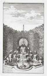 Fontaine du Paon et du Geay