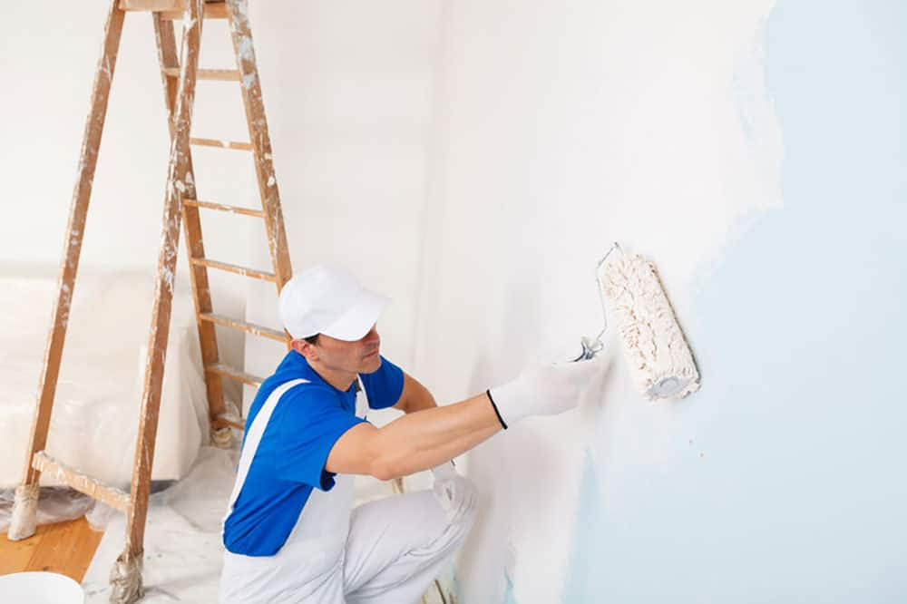 Commercial residential painting fgk servces inc for Industrial painting service
