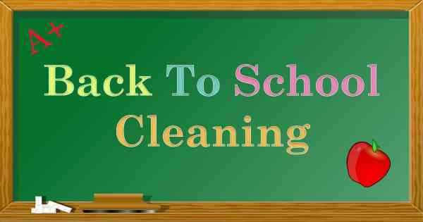 Clean School Earns The A - FGK Services Inc.