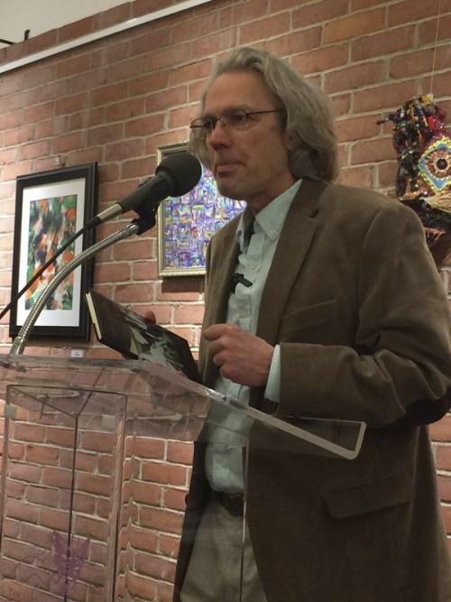 Poets & Pies Series, Hannan Cafe, November 30, 2015