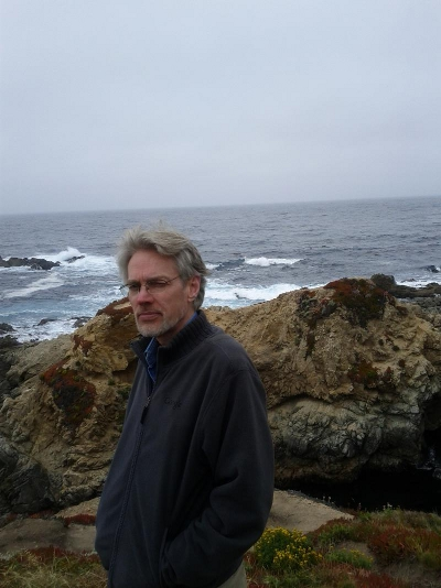 Big Sur, South of Carmel, California, July 4, 2011