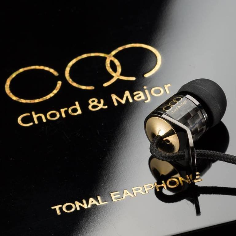 Chord&Major調性耳機