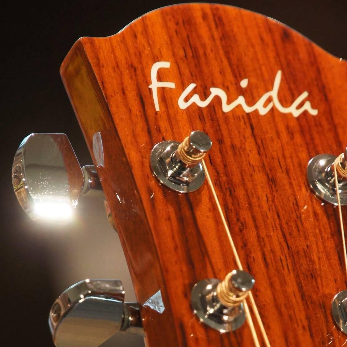 Farida 法麗達吉他