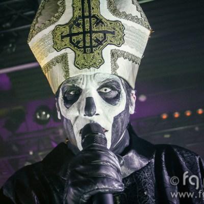 Ghost + Dead Soul @ Hard Club