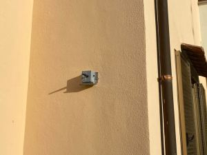 Inclinometro monitoraggio strutturale