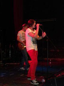 Luxusmüll beim Bunker-Rock-Konzert am 15.12.2011 in der Röhre.