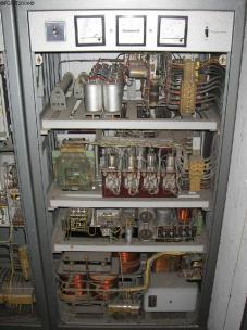 Auch technische Geräte sind in den Schutzräumen untergebracht.