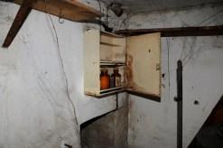 In der LS-Hausapotheke befanden sich noch Teile der medizinischen Ausstattung.