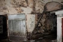 Nach dem Krieg gab es kaum Renovierungsbedarf, so blieben die Keller oft als Zeitkapsel erhalten.