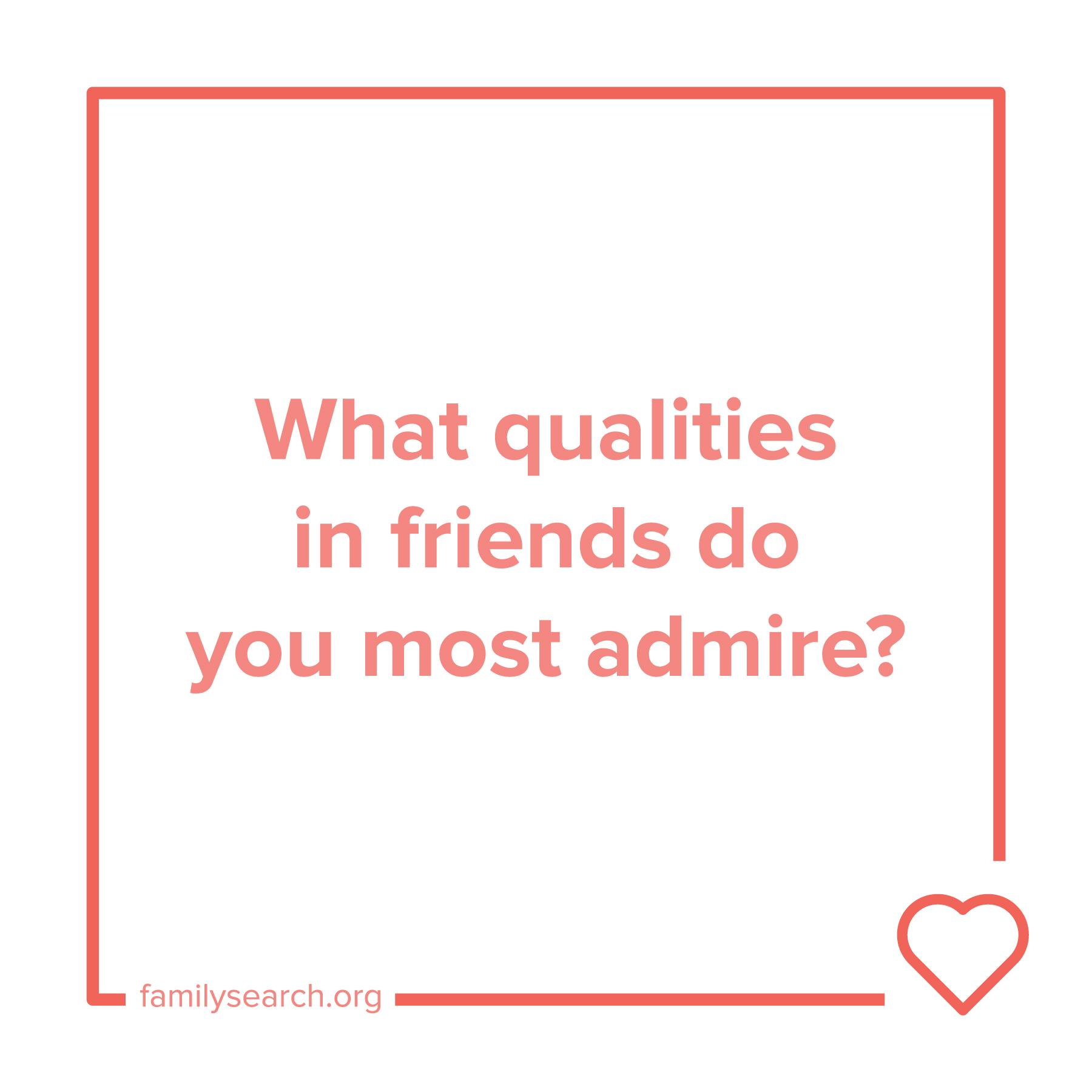 52 Questions 9 Friendship Part 3