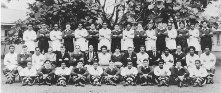 1946 Rugby Fiji Union team