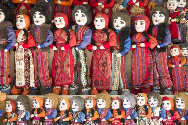 armenian dolls