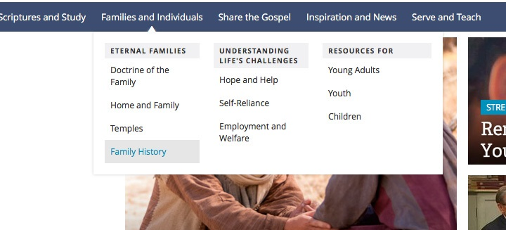 Resources for Family History Leaders