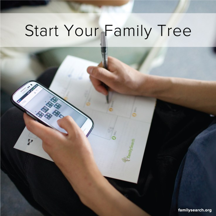 Family History Simple Start: Start Your Family Tree