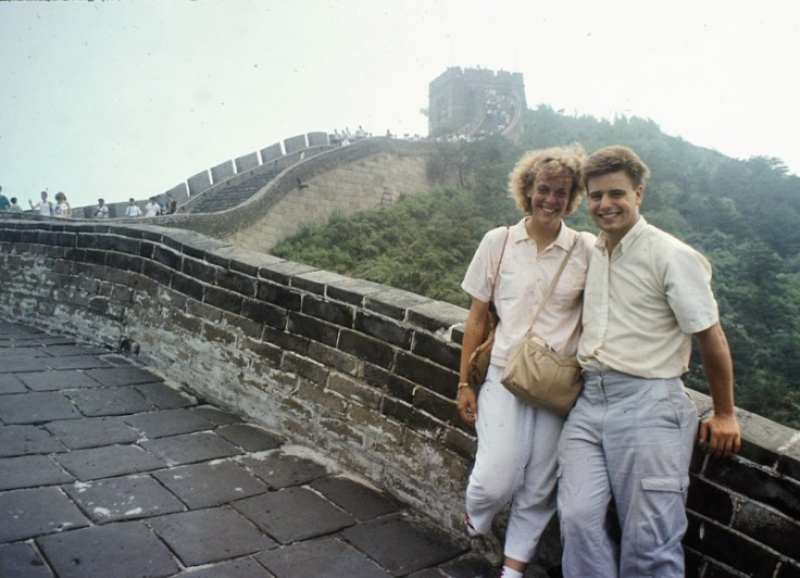 Derek met his wife when they both served missions in Hong Kong.