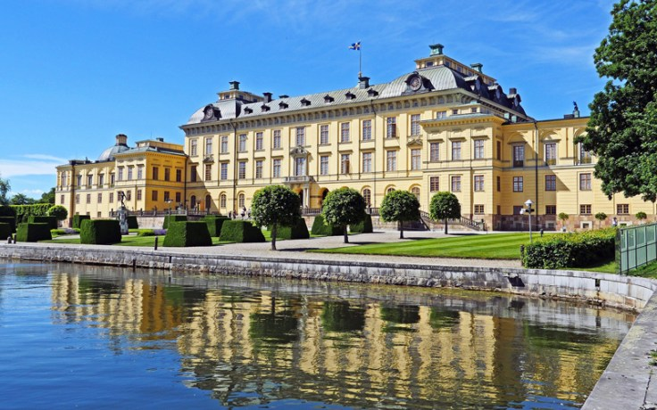 Drottningholm Palace- Things to do in Sweden