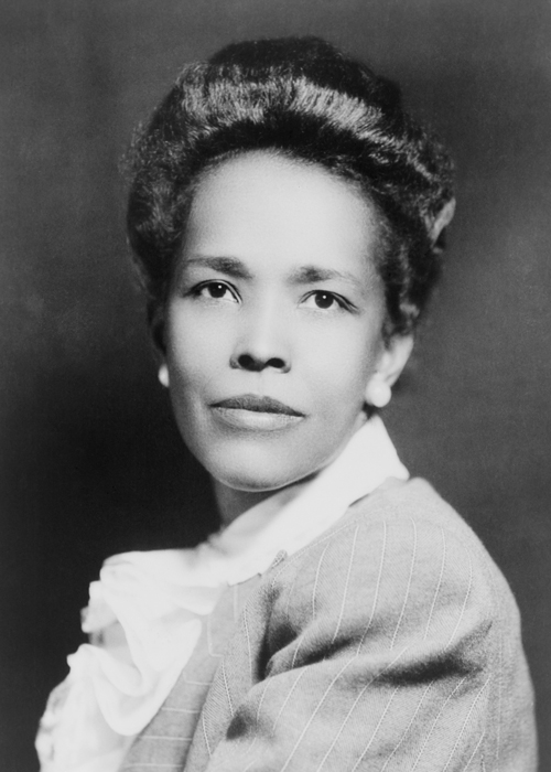 a portrait of Ella Jo Baker