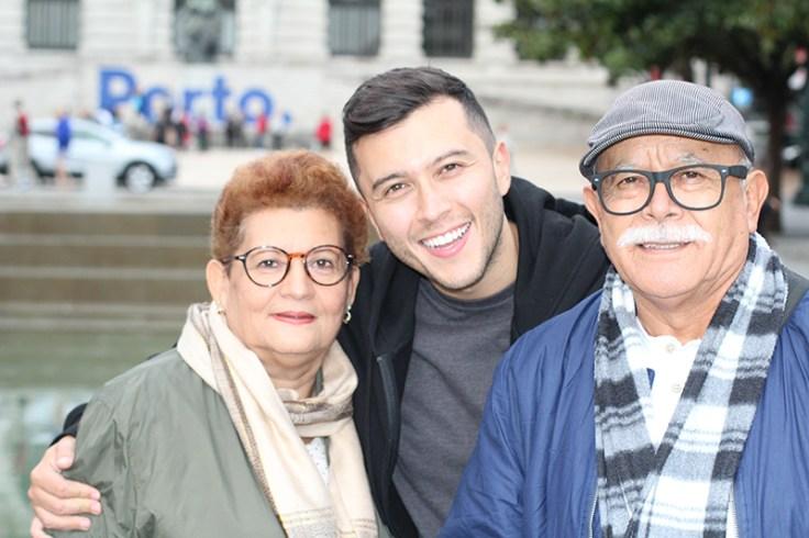 a portuguese family