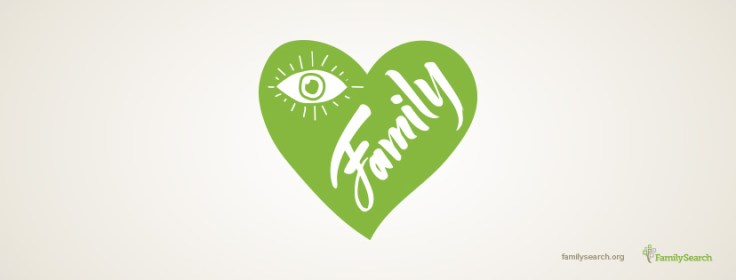 Free I HEART families facebook profile image download