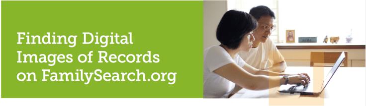 Find digital images of records.