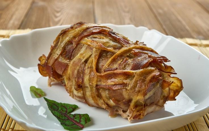 Danish dish forloren hare