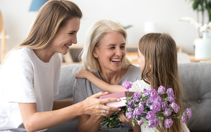 Grandparents Day is a day to spend time with grandparents, give them gifts, and honor them in many different ways.