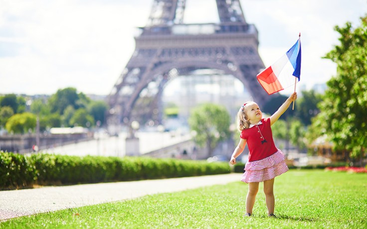 Bastille Day is a French holiday that celebrates French unity and the French way of life.
