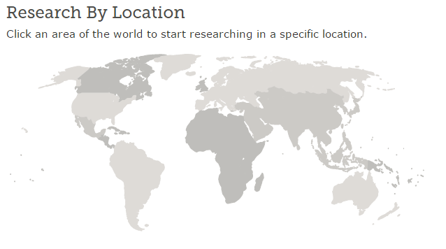 How to Search Historical Records by Location on FamilySearch